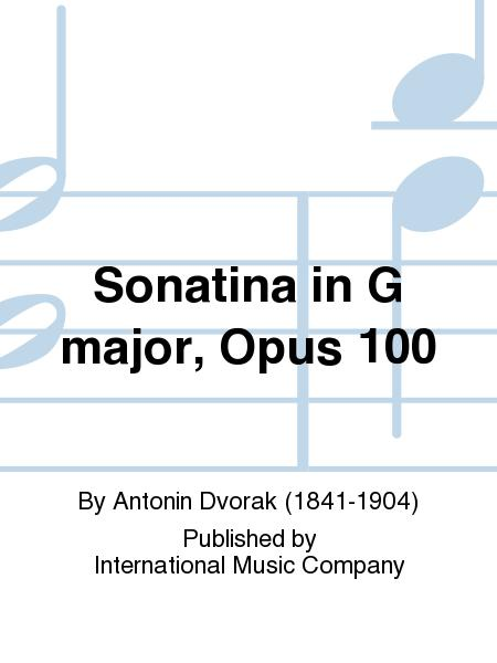 Sonatina in G major, Opus 100