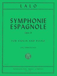 Symphonie Espagnole, Op. 21