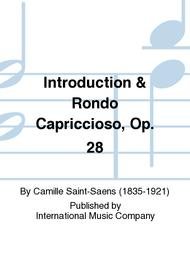 Introduction & Rondo Capriccioso, Op. 28