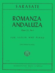 Romanza Andaluza, Op. 22 No. 1