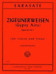 Zigeunerweisen (Gypsy Airs), Op. 20 No. 1