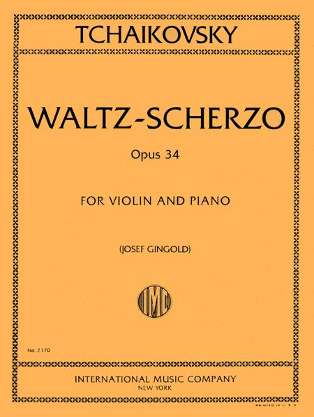 Waltz-Scherzo, Op. 34