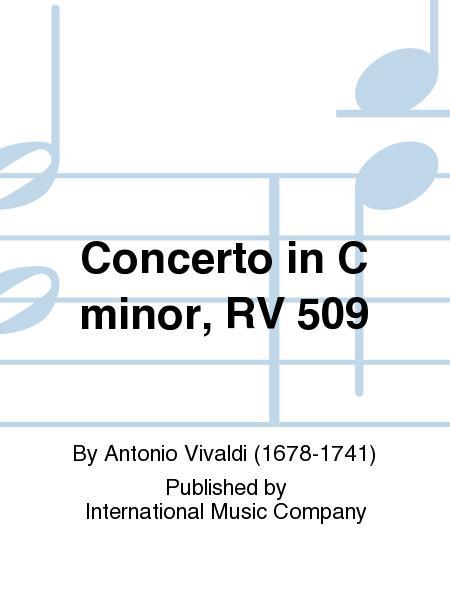 Concerto in C minor, RV 509