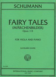 Fairy Tales. Four Pieces, Opus 113