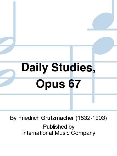Daily Studies, Opus 67
