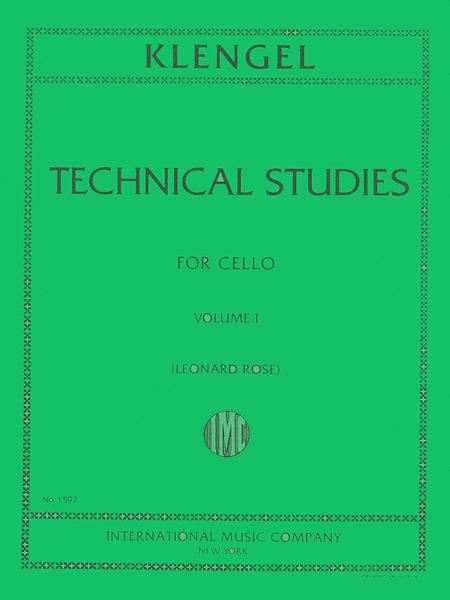 Technical Studies: Volume I
