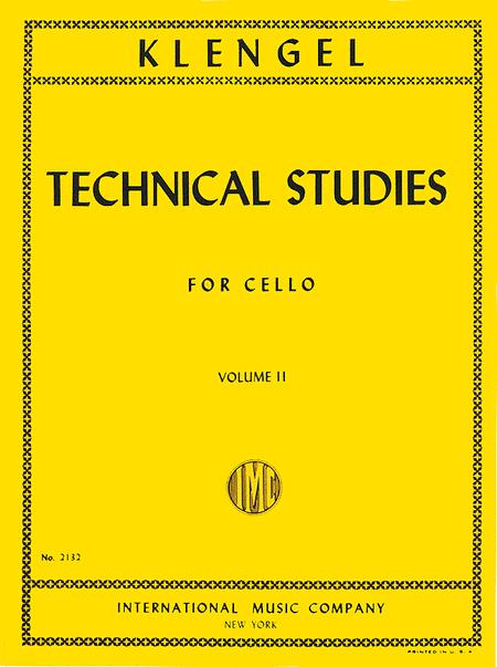Technical Studies: Volume II