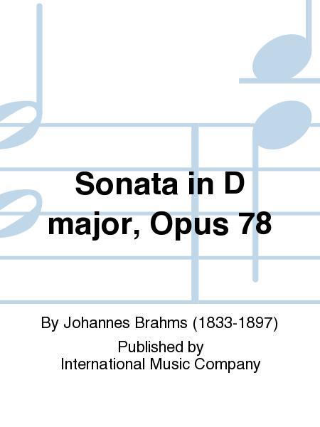Sonata in D major, Opus 78