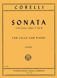 Sonata in D minor, Op. 5 No. 8