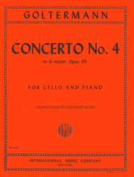 Concerto No. 4 in G major, Opus 65