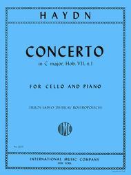 Concerto in C major, Hob. VIIb: No. 1