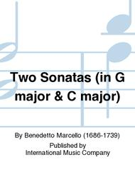 Two Sonatas (in G major & C major)
