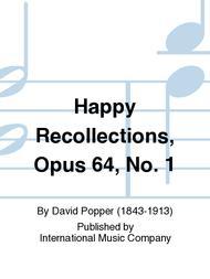 Happy Recollections, Opus 64, No. 1