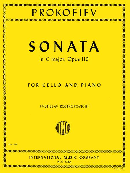 Sonata, Op. 119