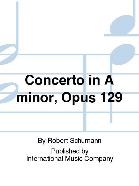 Concerto in A minor, Opus 129