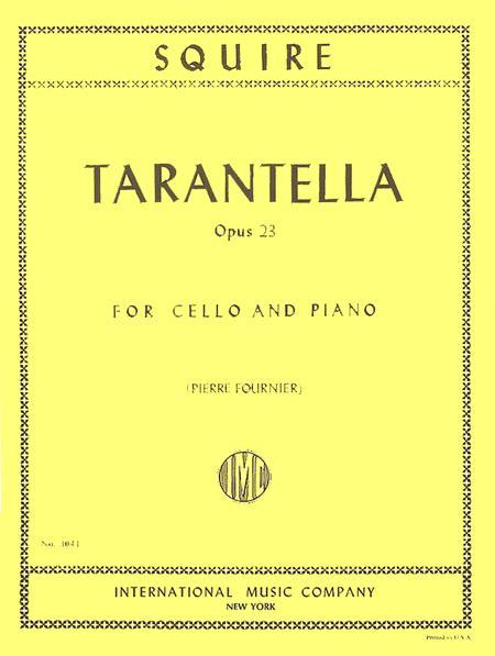 Tarantella, Opus 23