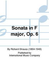 Sonata in F major, Op. 6