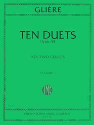 Ten Duets, Opus 53 - Volume I
