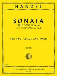 Sonata in G minor, Op. 2 No. 8