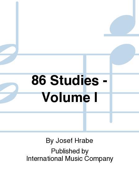 86 Studies - Volume I