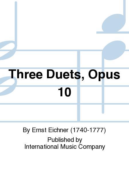 Three Duets, Opus 10