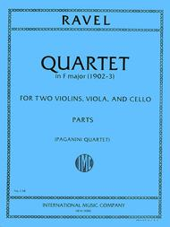 Quartet in F major