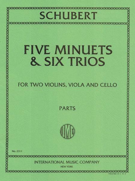 Five Minuets & Six Trios
