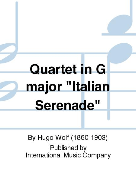 Quartet in G major