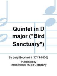 Quintet in D major (