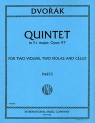 Quintet in E flat major, Opus 97