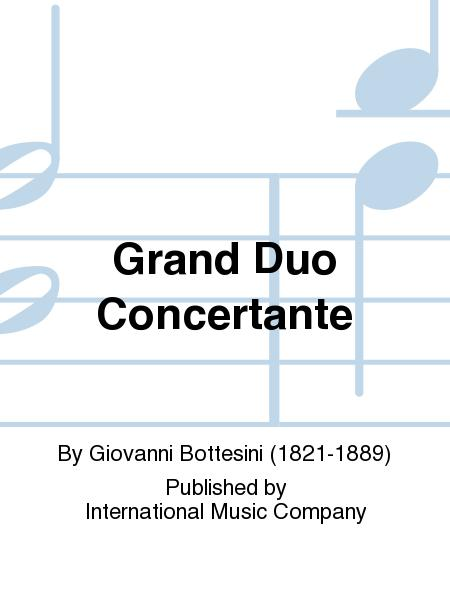 Grand Duo Concertante