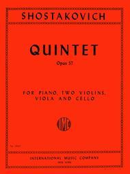 Quintet in G minor, Op. 57