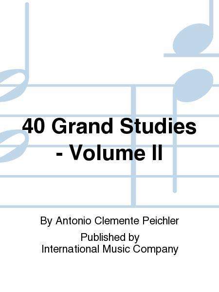 40 Grand Studies - Volume II