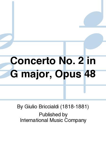 Concerto No. 2 in G major, Opus 48
