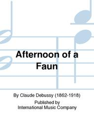 Afternoon of a Faun