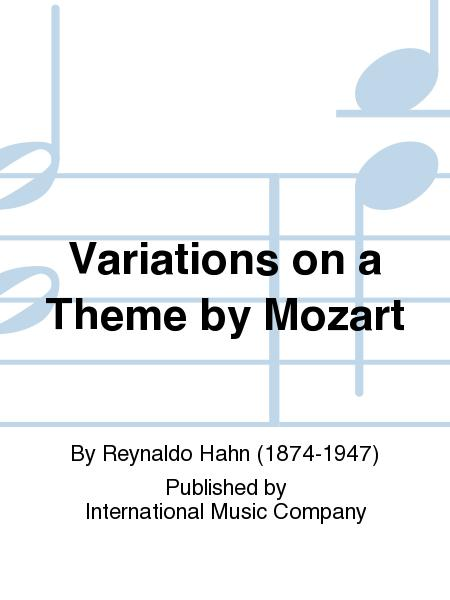 Variations on a Theme by Mozart