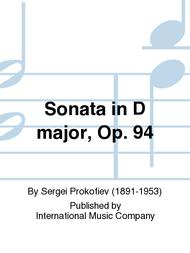 Sonata in D major, Op. 94