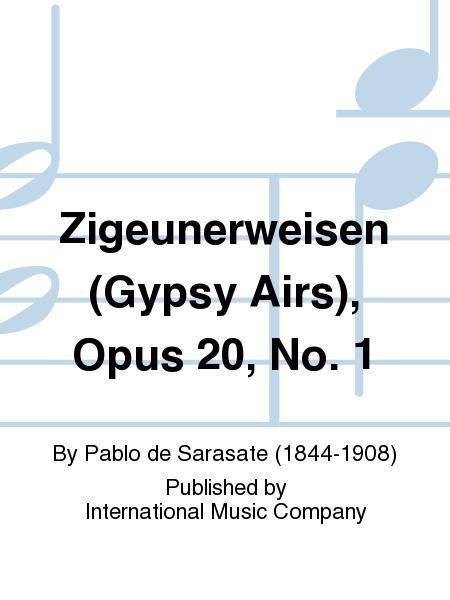 Zigeunerweisen (Gypsy Airs), Opus 20, No. 1