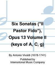 Six Sonatas (
