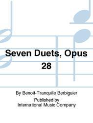 Seven Duets, Opus 28