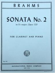 Sonata No. 2 in E flat major, Opus 120