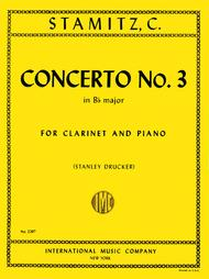 Concerto No. 3 in B flat major