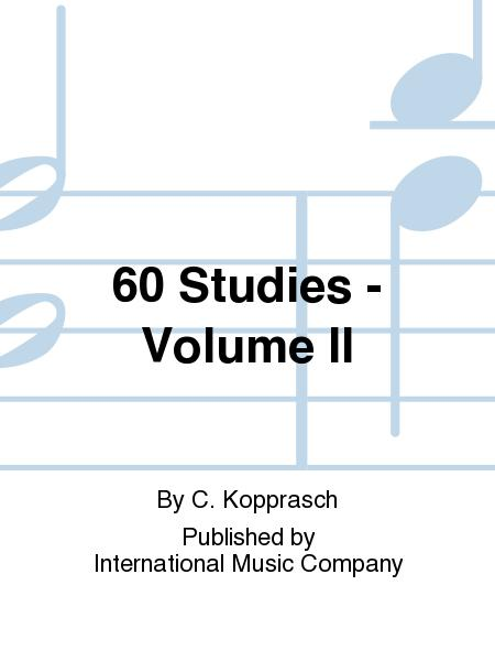 60 Studies: Volume II