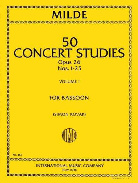 Volume I, Nos. 1-25