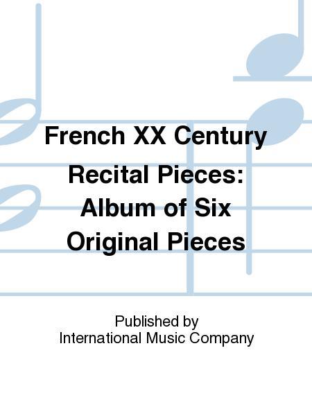 Album of Six Original Pieces