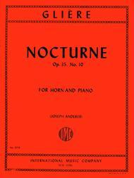 Nocturne, Op. 35 No. 10