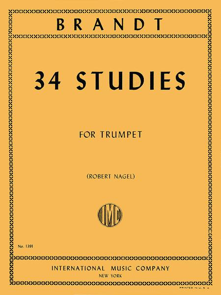 34 Studies (On Orchestral Motives)
