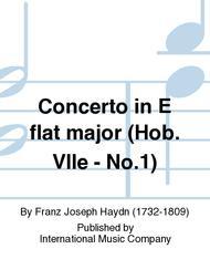 Concerto in E flat major (Hob. VIIe - No.1)