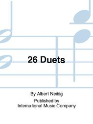 26 Duets