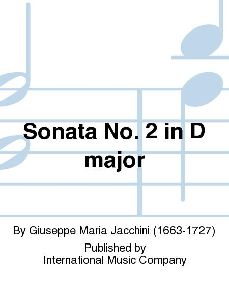 Sonata No. 2 in D major